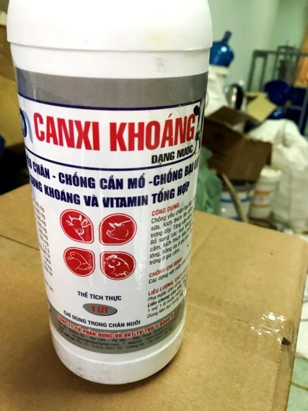 Hà Nội: Phát hiện hành vi mới về làm giả thuốc thú y - 2