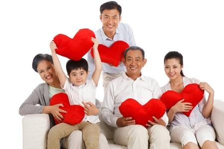 Nâng niu sức khỏe của cả gia đình để có hạnh phúc bền lâu