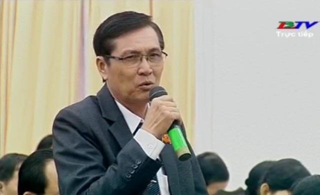 ĐB Nguyễn Văn Ngôn: Đã hỏi nhiều, nhưng Sở ngành chỉ... hứa.