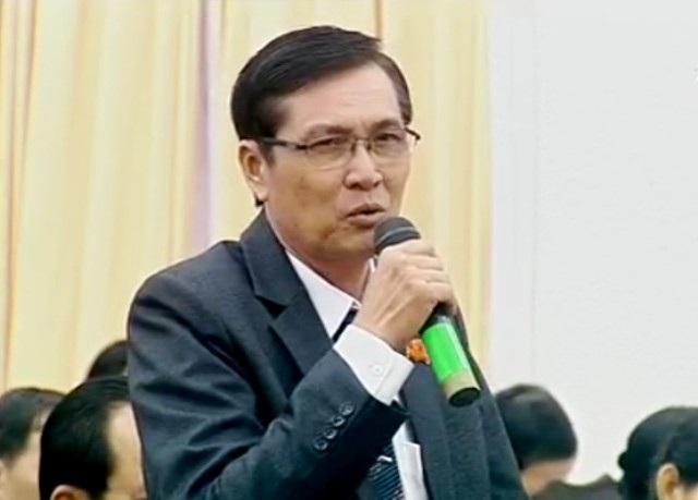 ĐB Nguyễn Văn Ngôn cho rằng, thu nhập của người dân còn thấp thì chưa mặn mà với trường tư thục.