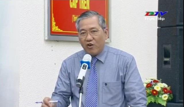 Giám đốc Sở KH&ĐT tỉnh Bạc Liêu Trần Thanh Tâm bị đại biểu truy vấn nhiều nhất trong phiên chất vấn tại kỳ họp thứ 7 - HĐND tỉnh Bạc Liêu khóa 9.