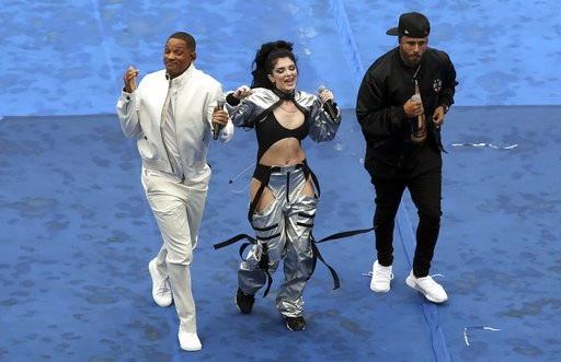 Will Smith, Era Istrefi và Nicky Jam thể hiện ca khúc của World Cup - Live it Up