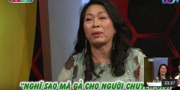 Bà Liên chia sẻ những điều tiếng gia đình gặp phải từ ngày con trai yêu và kết hôn với Khánh Chi.