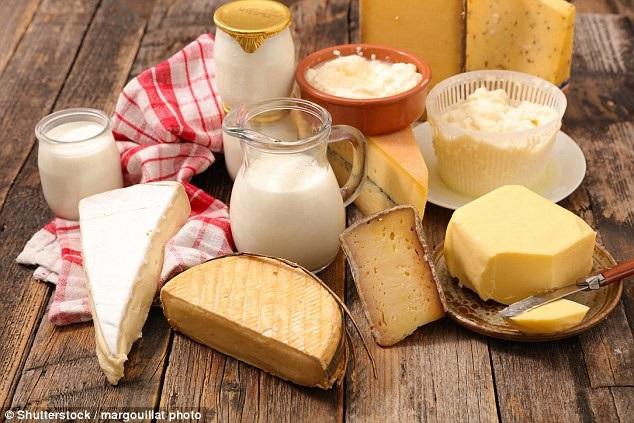 Chất béo trong sữa chua, pho mát, bơ và sữa không làm tăng nguy cơ bệnh tim