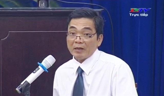 Ông Huỳnh Hùng Dũng- Phó Giám đốc Sở KH&CN tỉnh Bạc Liêu thừa nhận có việc vốn cho đề tài nghiên cứu khoa học cao nhưng giải ngân thấp, chuyển nguồn nhiều.
