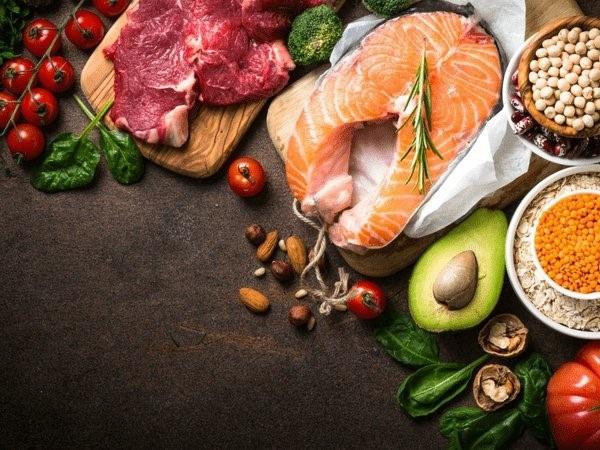 Những loại thực phẩm giúp tóc khỏe mạnh - 1