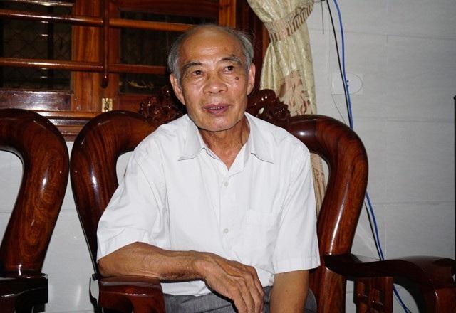 Ông Trần Văn Thân hồi tưởng lại một thời tuổi trẻ đi mở và đảm bảo huyết mạch giao thông đường 20 - Quyết Thắng