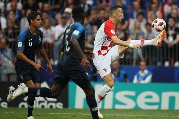Croatia bung sức quá sớm ở trận chung kết