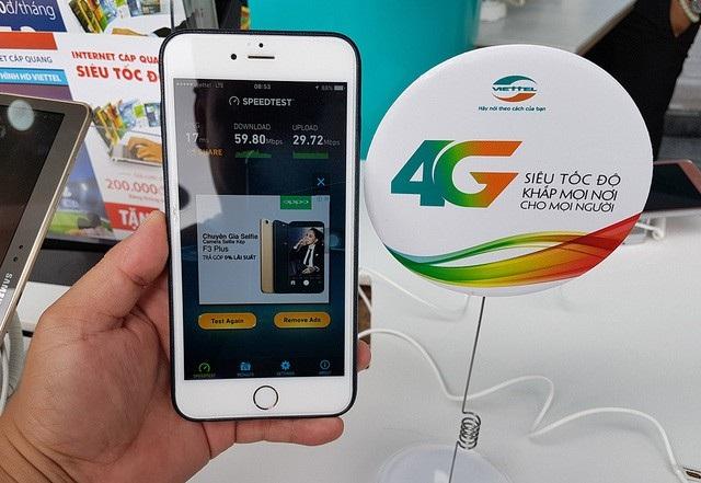 Nhà mạng đua cước 4G, cuộc chơi mới của các đại gia viễn thông - 2