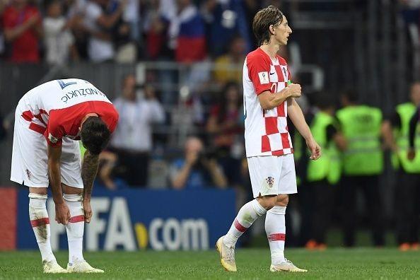 Các tiền vệ của Croatia quá mải mê tấn công ở hiệp hai