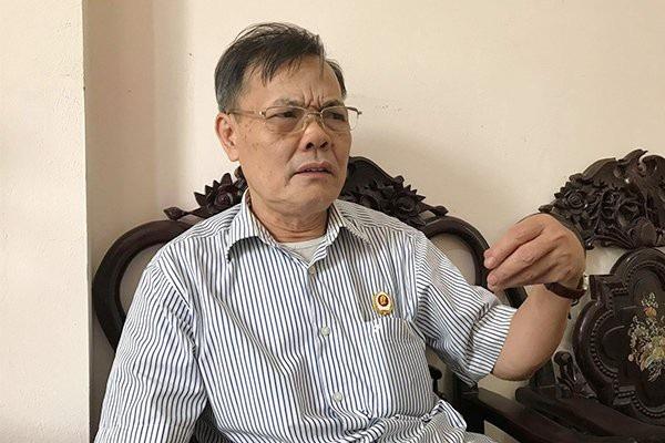 Thiếu tướng Phùng Đình Thảo - nguyên Chính ủy Bộ Tư lệnh Thủ đô