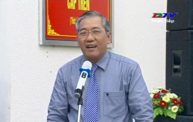 Giám đốc Sở KH&ĐT tỉnh Bạc Liêu Trần Thanh Tâm cho rằng, do nhà đầu tư là Tập đoàn Nguyễn Kim có lúc khó khăn nên... dự án bị chậm.