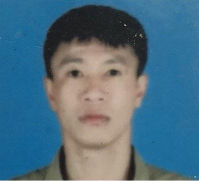 Đối tượng Bùi Đình Thắng (ảnh chụp hồ sơ).