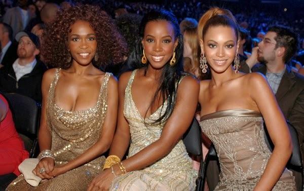 Michelle Williams là thành viên nhóm Destinys Child danh tiếng trong đó có Beyonce