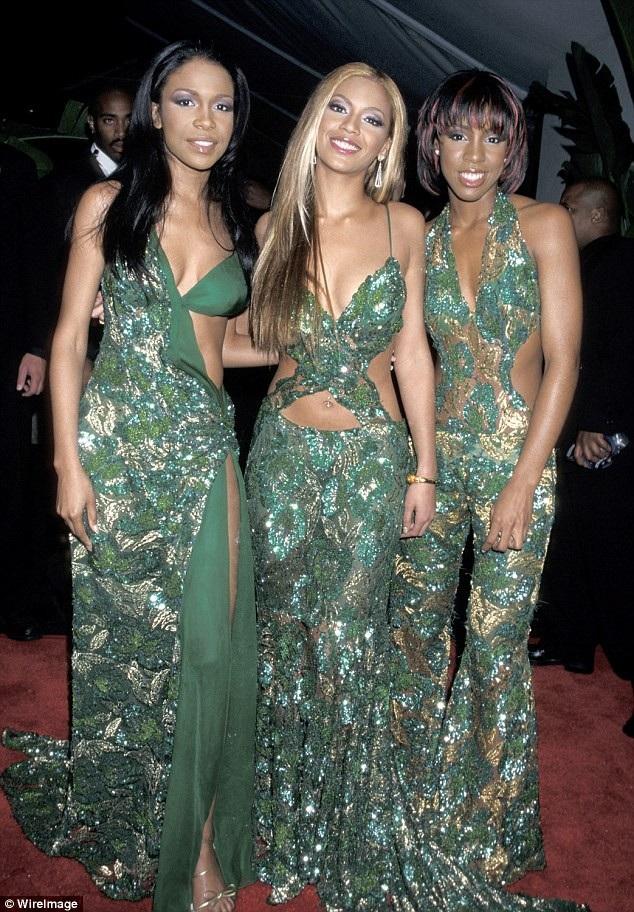 Michelle Williams không gặt hái nhiều thành công khi hát solo như Beyonce.