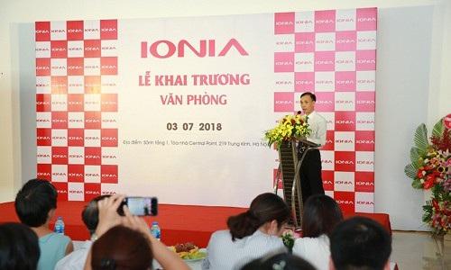 IONIA Việt Nam khai trương văn phòng mới - 3