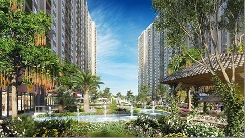 Imperia Sky Garden tại 423 Minh Khai sẽ đáp ứng tối đa nhu cầu an cư khu Nam Hà Nội
