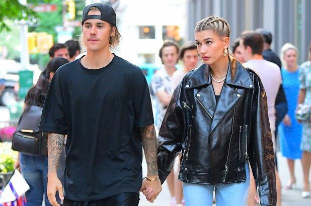 Justin Bieber và Hailey Baldwin