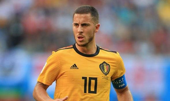 Barcelona cũng muốn có sự phục vụ của Hazard