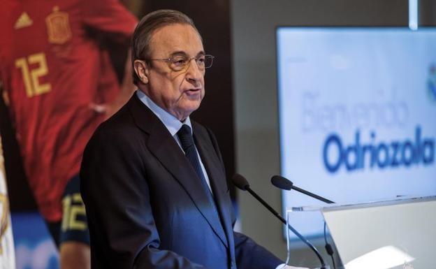 Chủ tịch Real Madrid, Florentino Perez khẳng định CLB sẽ mua ngôi sao lớn thay thế C.Ronaldo