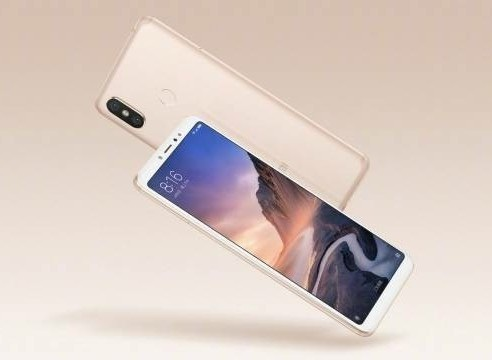 Mi Max 3 sở hữu thiết kế không viền với cụm camera kép ở mặt sau