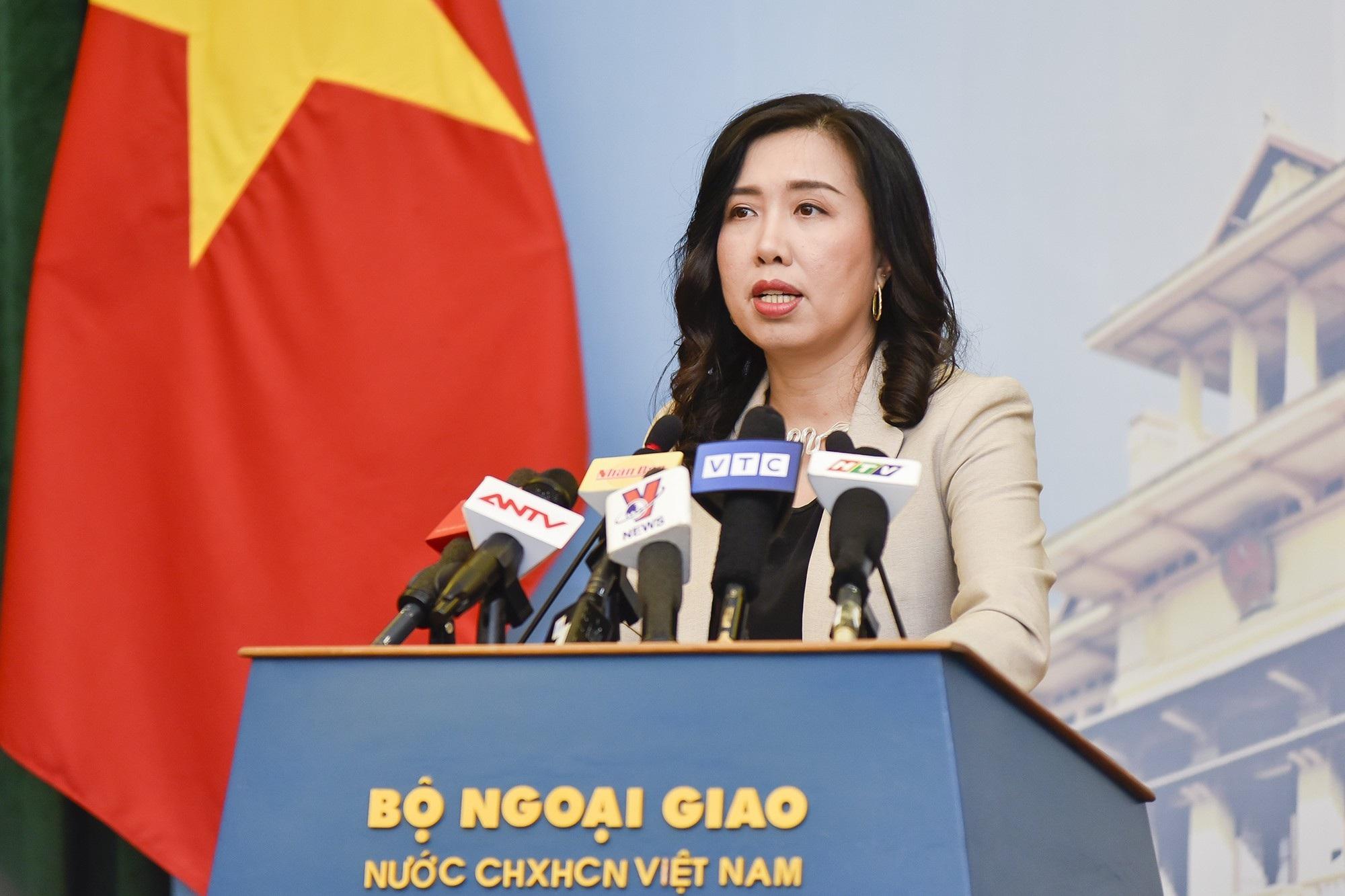 Bộ Ngoại giao cho rằng việc Séc ngừng cấp thị thực dài hạn cho người lao động Việt là vấn đề kỹ thuật