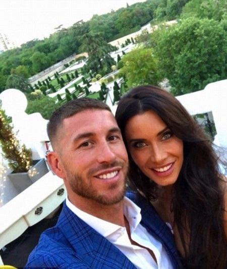 Ramos quả thực rất may mắn khi lấy được cô vợ vừa có tài vừa có sắc