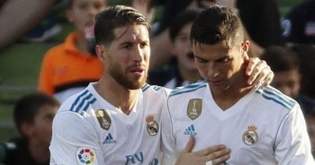 Ramos không hề buồn bã khi C.Ronaldo ra đi