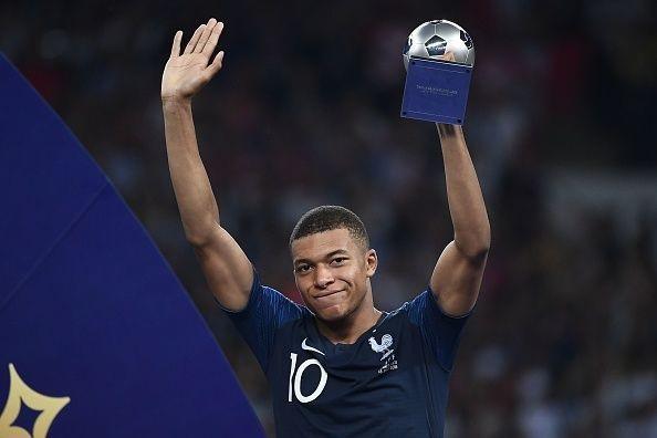 Mbappe đã có một mùa Hè rực rỡ ở World Cup