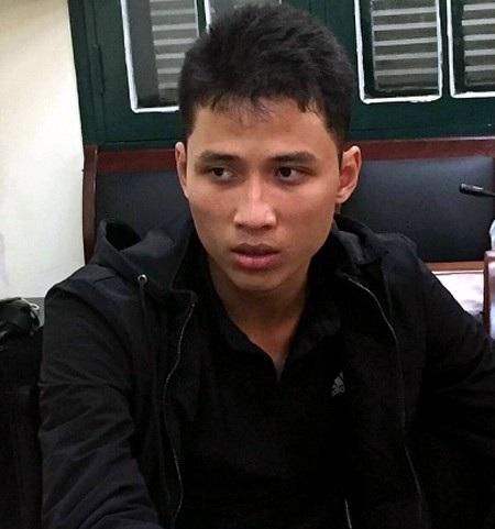 Đối tượng Phạm Thanh Tùng.