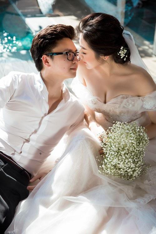 Ảnh cưới ngọt ngào của Á hậu Tú Anh và vị hôn phu Gia Lộc - 11