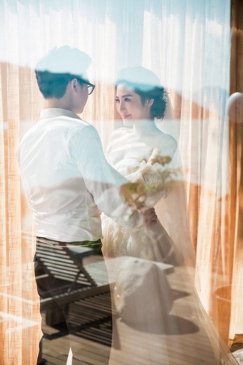 Ảnh cưới ngọt ngào của Á hậu Tú Anh và vị hôn phu Gia Lộc - 10
