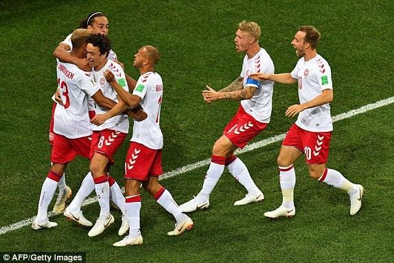 Croatia 1-1 Đan Mạch (penalty 3-2): Quá căng thẳng, kịch tính - 27