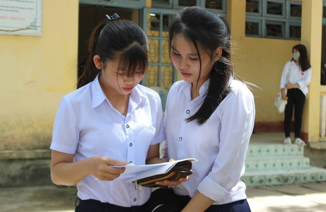 Phổ điểm thi năm nay của môn Ngữ văn sẽ từ 6 - 8
