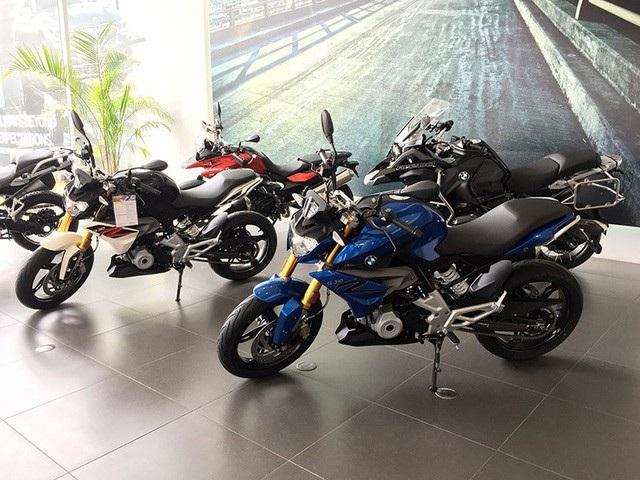 BMW G310 R và G310 GS tại Việt Nam hiện có giá bán lần lượt là 189 triệu và 219 triệu đồng.