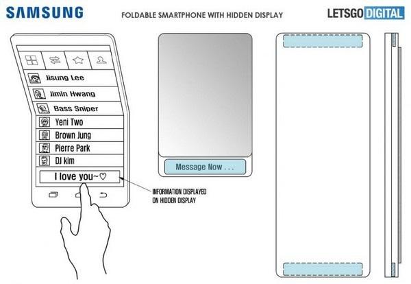 Galaxy X có thể mở rộng và sử dụng như một máy tính bảng