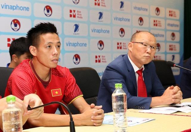 HLV Park Hang Seo hiện rất thực tế khi nói về chuyện thành tích của U23 Việt Nam tại Asiad sắp diễn ra