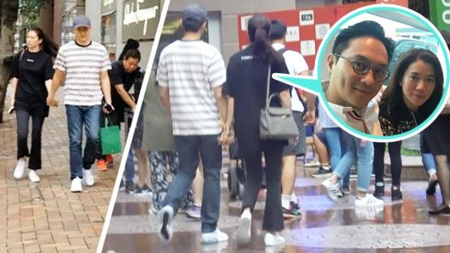 Ngày 18/7 vừa rồi, khán giả hâm mộ đã bắt gặp vợ chồng Trương Trí Lâm và Viên Vịnh Nghi tại một trung tâm thương mại. Dù ở nơi đông người, cặp tình nhân nổi tiếng của làng giải trí Hồng Kong vẫn vui vẻ và thoải mái nắm tay nhau. Họ liên tục trò chuyện rất vui vẻ dù đã kết hôn được 16 năm.