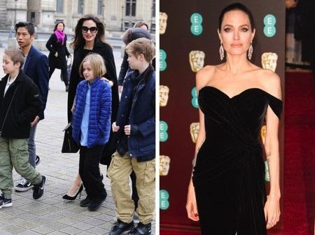 Chuyện Angelina Jolie bận bịu nuôi dạy 6 người con thì ai nấy đều đã rõ nhưng còn bí quyết để duy trì vóc dáng của nữ diễn viên thì không phải fans hâm mộ nào cũng có thể tường tận. Cụ thể, Angelina Jolie đã tập yoga, kickboxing kết hợp với nhiều bài tập thể dục khác nhau.
