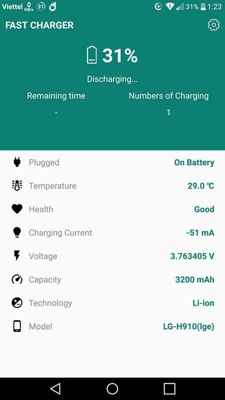 Ứng dụng giúp rút ngắn thời gian sạc pin trên smartphone - 1