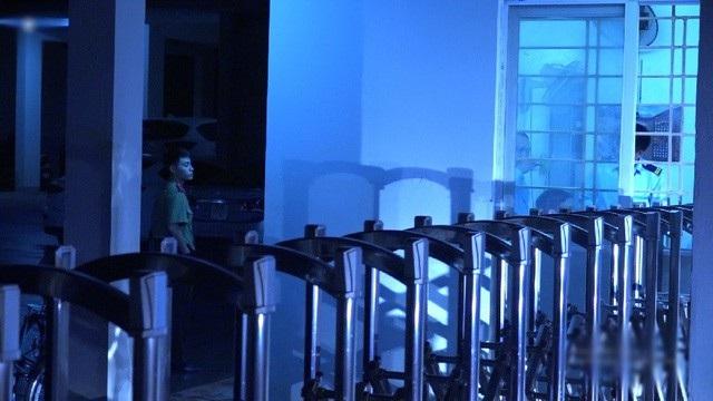 Công tác chấm thẩm định được thực hiện xuyên đêm tại Sở GD&ĐT Sơn La