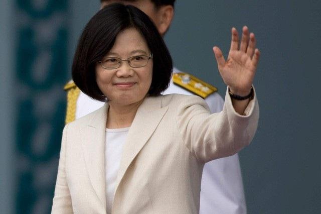 Nhà lãnh đạo Đài Loan Thái Anh Văn (Ảnh: Getty)