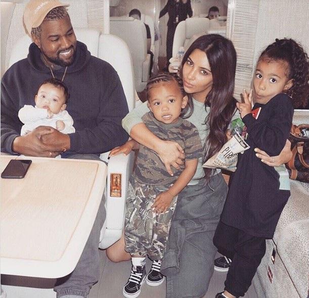 Gia đình Kim Kardashian