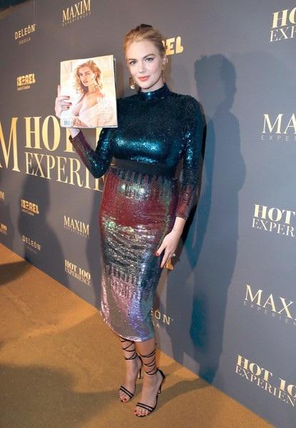 Tạp chí Maxim vừa trao cho Kate danh hiệu Người đẹp gợi tình nhất thế giới