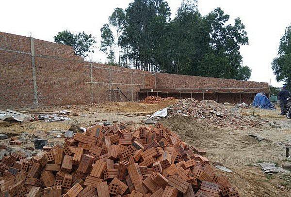 Hàng ngàn nhà ở xây dựng không phép ở khu vực dự án Ga đường sắt