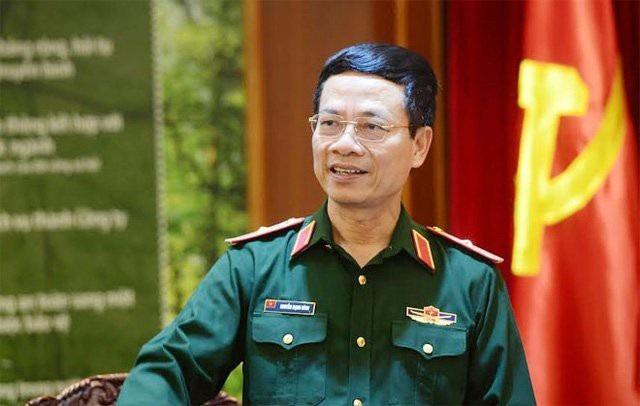 Thiếu tướng Nguyễn Mạnh Hùng. Ảnh: CAND