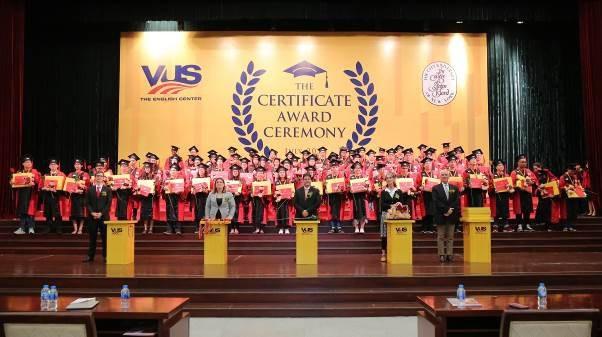 VUS nâng kỷ lục 106.932 học viên nhận chứng chỉ quốc tế - 1