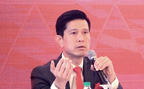 Ông Neo Gim Siong Bennett - Tổng giám đốc Sabeco