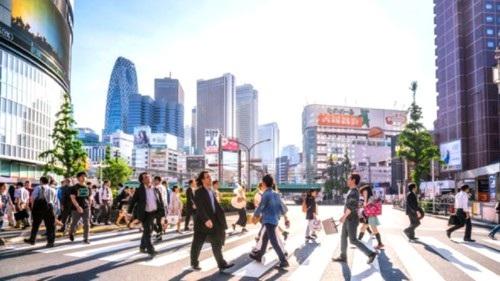 Tokyo đạt điểm cao về hạnh phúc