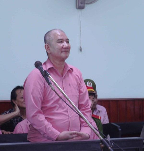 Lê Văn Thiệt - nguyên Chủ tịch HĐQT kiêm Tổng Giám đốc Công ty CP Đầu tư - Kinh doanh tổng hợp Thương Thảo, thừa nhận tham gia vụ phá 64ha rừng tại huyện An Lão.